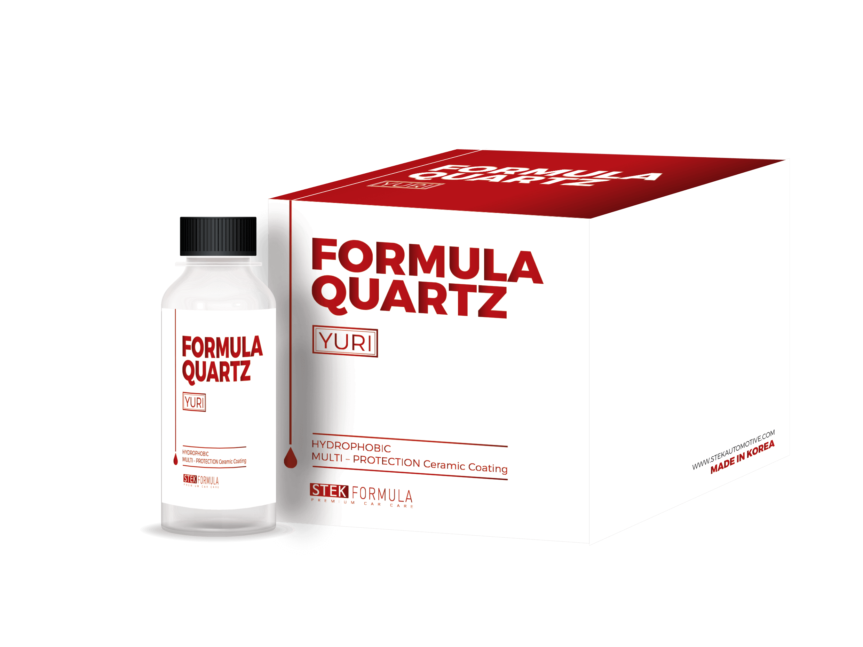 Formula Quartz Yuri STEK Poland kosmetyka samochodowa